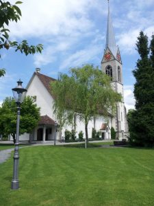 kirchliche Trauung - in Pfäffikon - Zürich