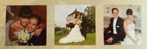 Hochzeit Schlosskapelle Oberberg in Gossau