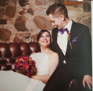zivile Hochzeit von Sonja & Daniel im Wasserschloss Hagenwil