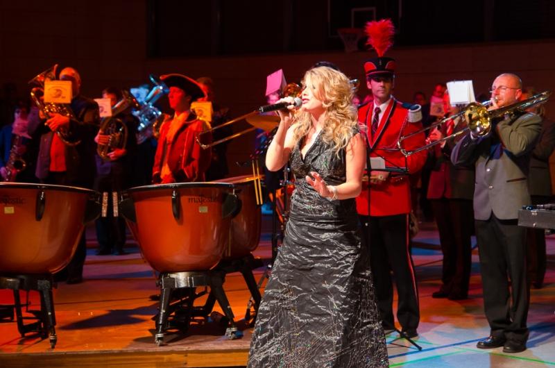 Laufenburger Musikshow-Saengerin Martina Luise - Schweiz - Event - Konzert