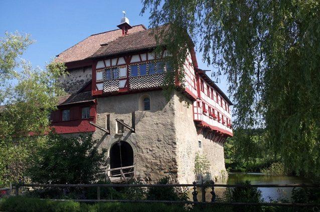 Wunderschöne Hochzeitslocations - Schloss Hagenwil, Amriswil