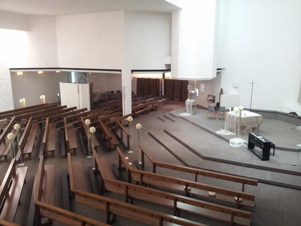 Kath. Kirche Peter&Paul in St. Gallen