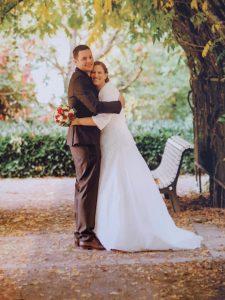 Hochzeit von Eva & Hermann in Tiengen