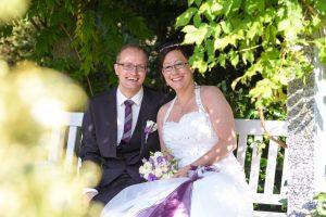 Hochzeitspaar Christian & Tamara am Bodensee