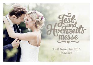 LOGO Fest- und Hochzeitsmesse St. Gallen 2015