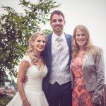 Mein wunderbares Brautpaar von der Fest- und Hochzeitsmesse St. Gallen - Jasmin & David