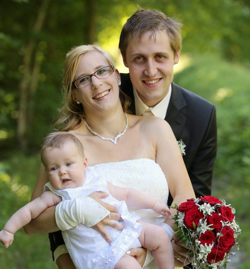 Heidi, Andy mit Jana