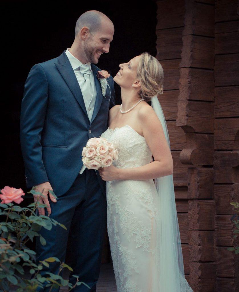 Tini & Phil / Hochzeit im Schloss Oberberg