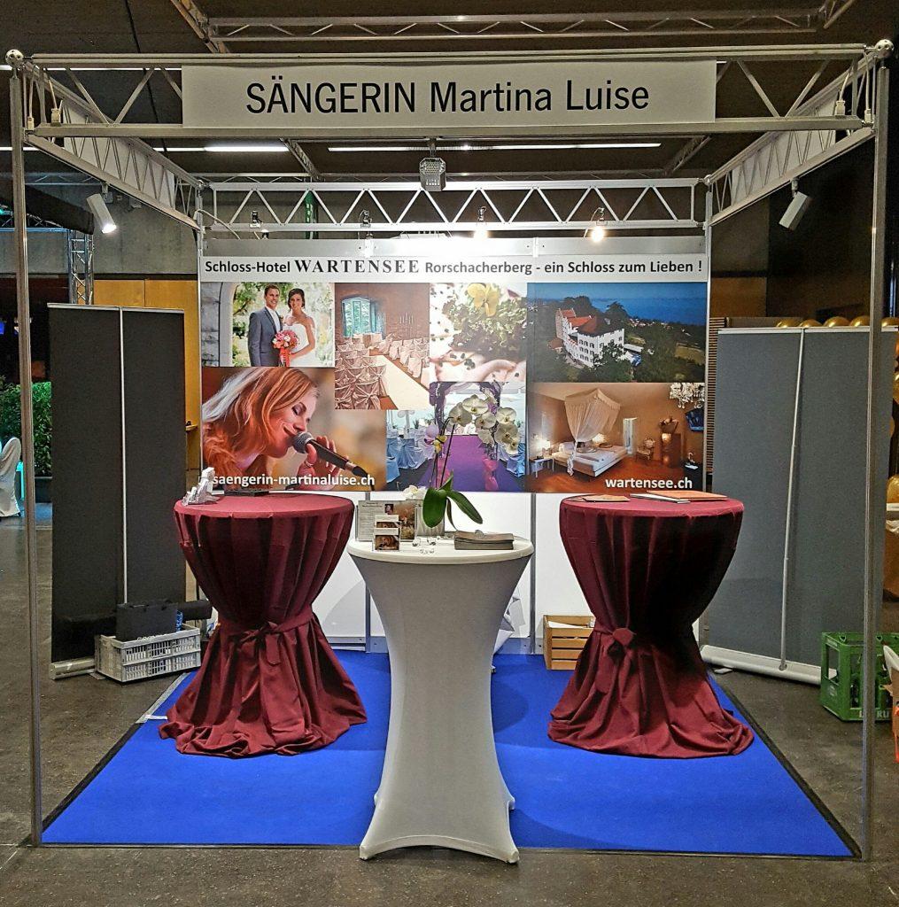Fest- und Hochzeitsmesse St. Gallen – November 2016