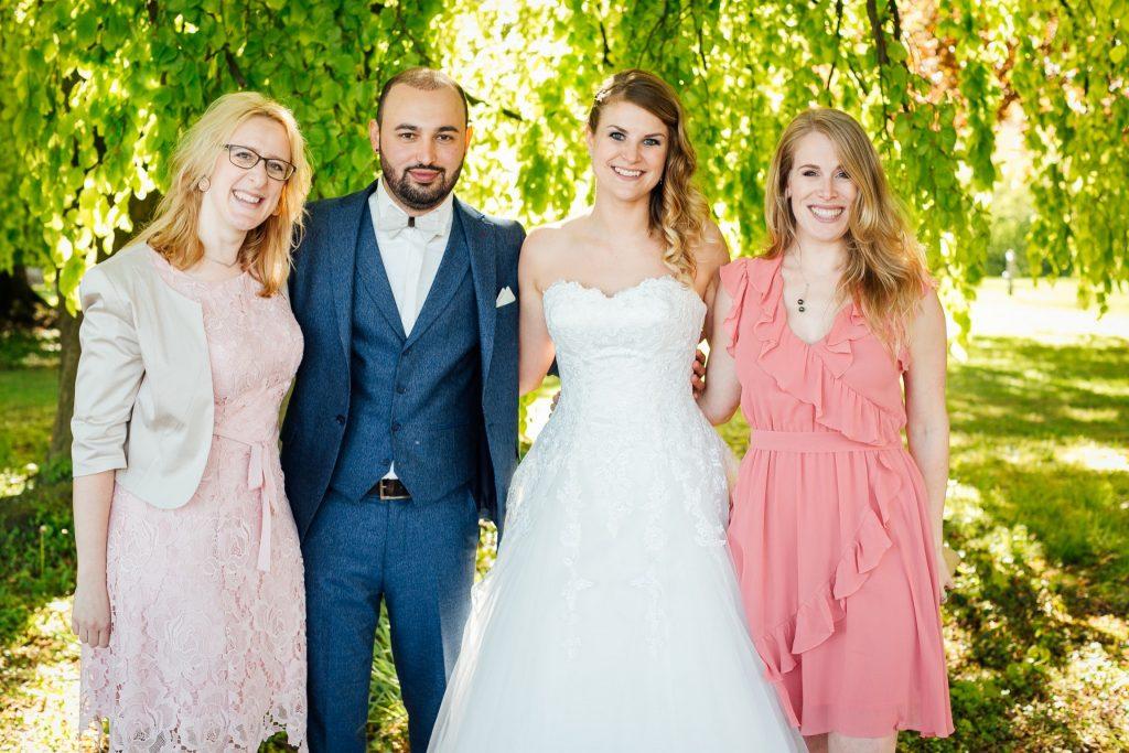 Hochzeit Jasmin & Ferdi, Steigenberger Hotel