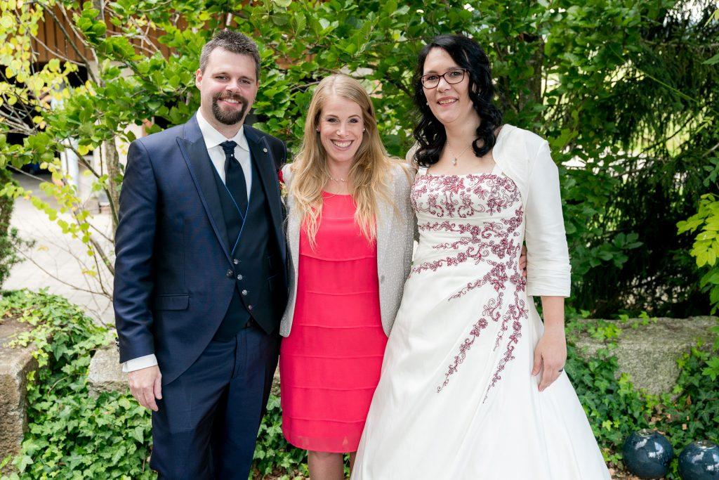 Hochzeit Janine & Dany, Riethof Dachsen