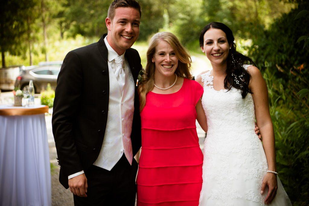 Stephanie & Michael / Hochzeit auf dem Weingut in Berneck