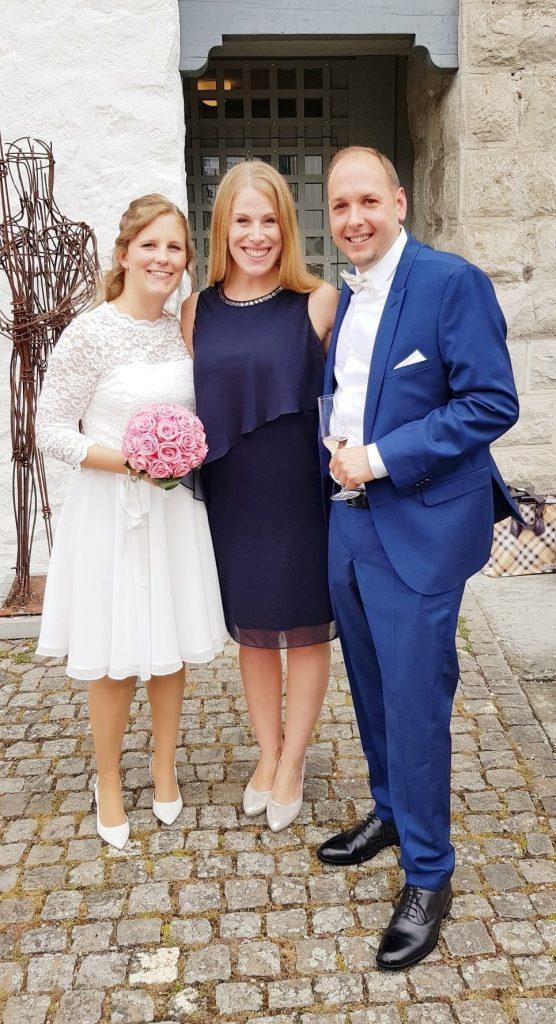 Janine + Roger – Schlossturm Pfäffikon