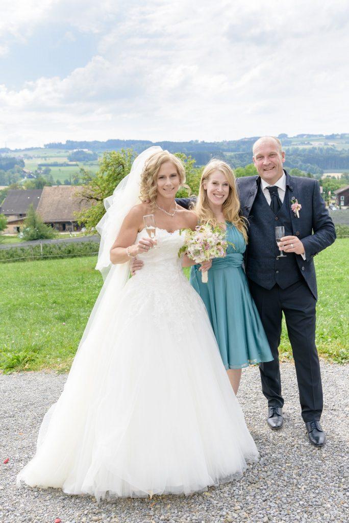 Kerstin & Dirk – Kapelle Urswil / Luzern