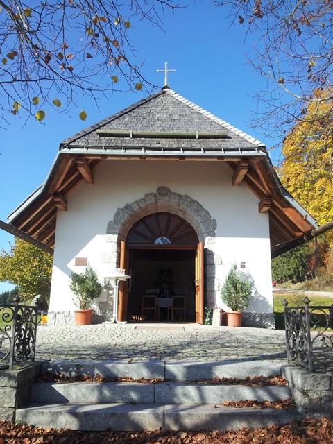 Kapelle im Schwarzwald in Haeusern - zivile Trauung