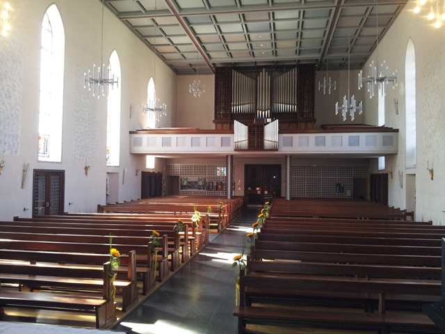 kirchliche Trauung in Jonschwil