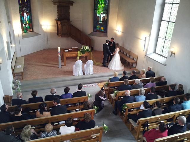Hochzeitslocation Kirche in Bürgeln - Thurgau
