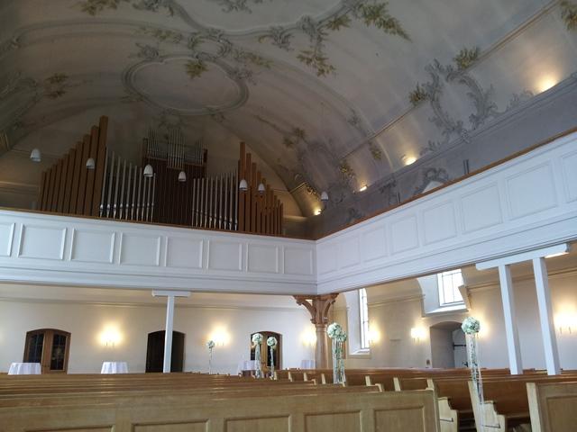 Kirche und Hochzeitslocation in Herisau - Ostschweiz