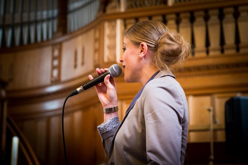 Livemusik zur kirchlichen Trauung am Bodensee im Thurgau