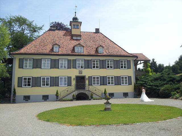 Schloss Girsberg in Kreuzlingen am Bodensee - Thurgau