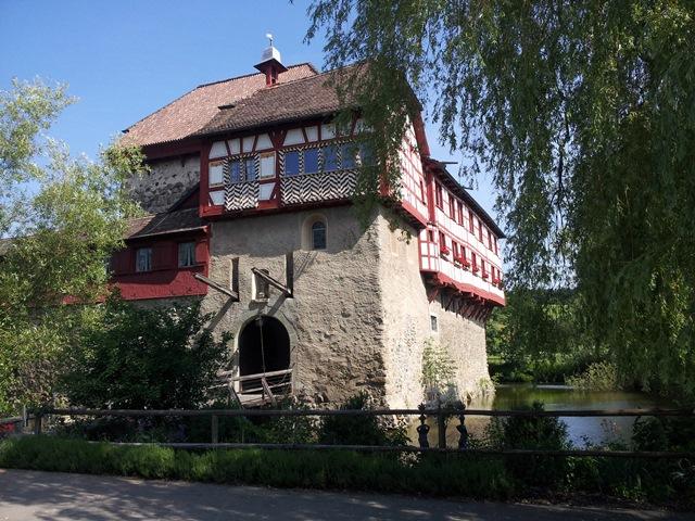Schloss Hagenwil Nähe Amriswil sehr schön für freie und zivile Trauungen