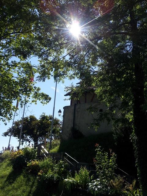 Schloss Oberberg bei St. Gallen - kirchliche und freie Trauungen