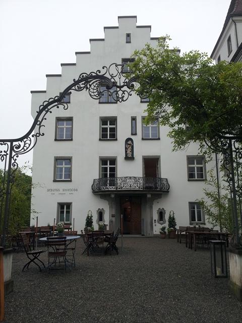 Hochzeitslocation Schloss Wartegg am Bodensee am Rorschacherberg - Freie und zivile Trauung