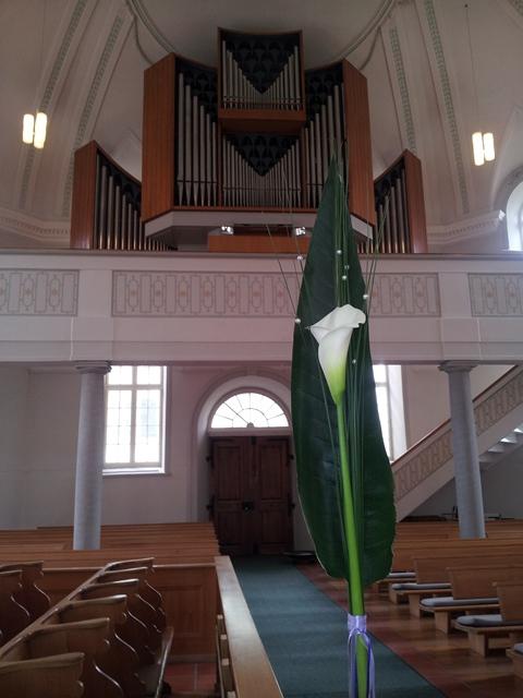 Hochzeitslocation - kath. Kirche in Speicher bei St. Gallen - mit Livegesang